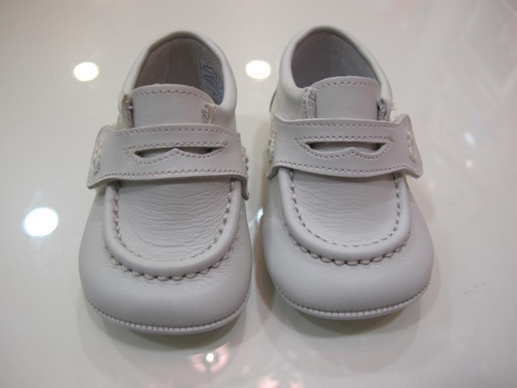 Náutico beige Tinny shoes
