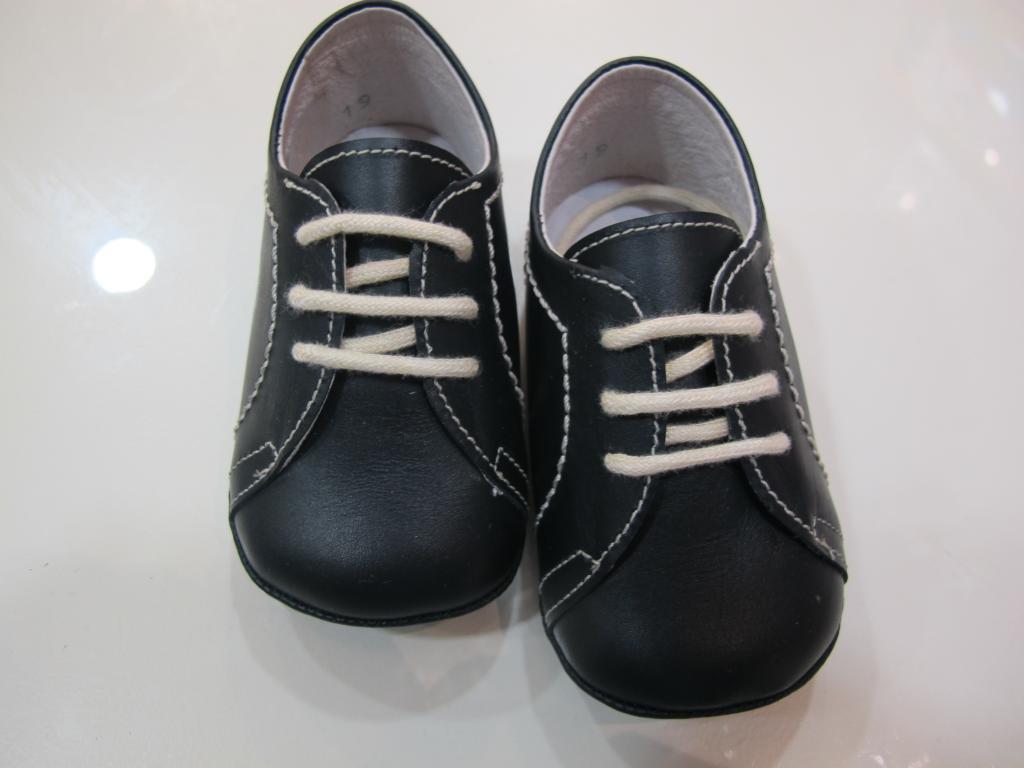Botas azules Tinny shoes