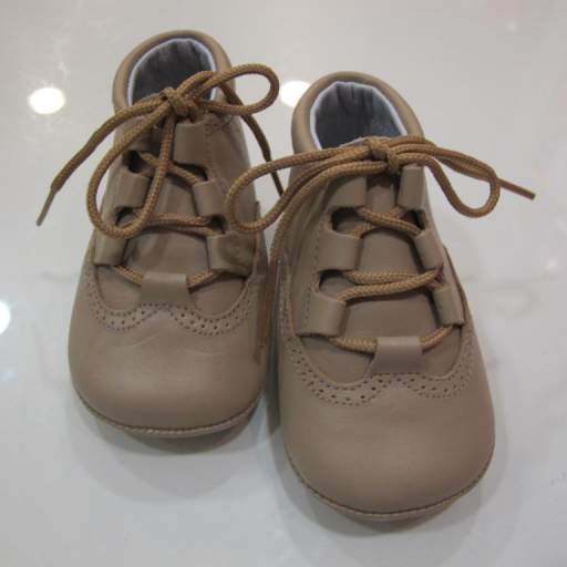 Botas camel Tinny shoes