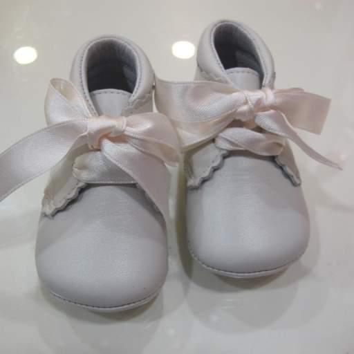Botas beige Tinny shoes