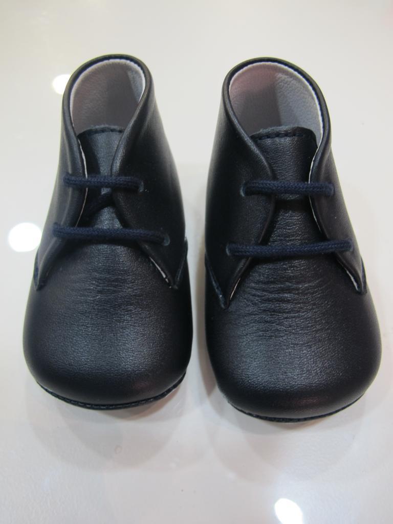 Botas azul marino Tinny shoes