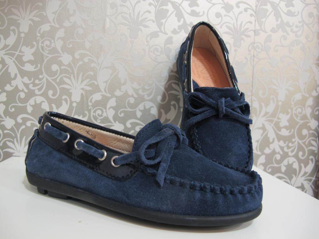 Náuticos serraje Tinny shoes