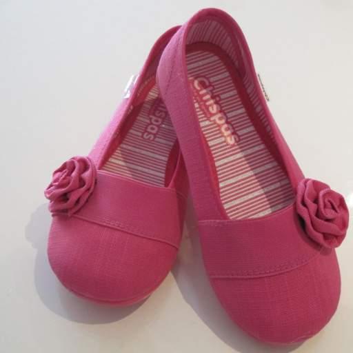 Lonetas niña rosa