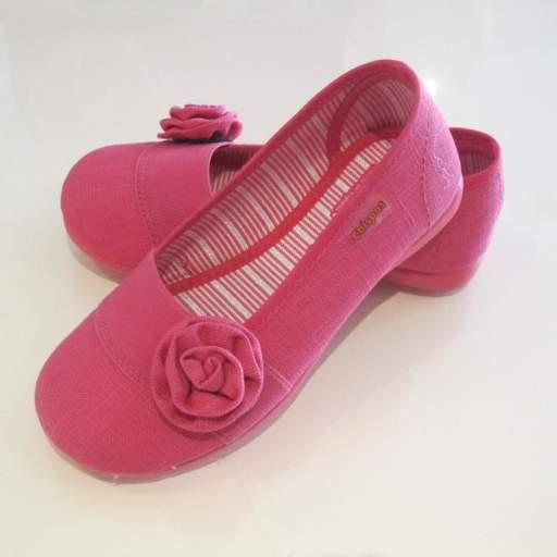 Lonetas niña rosa [1]