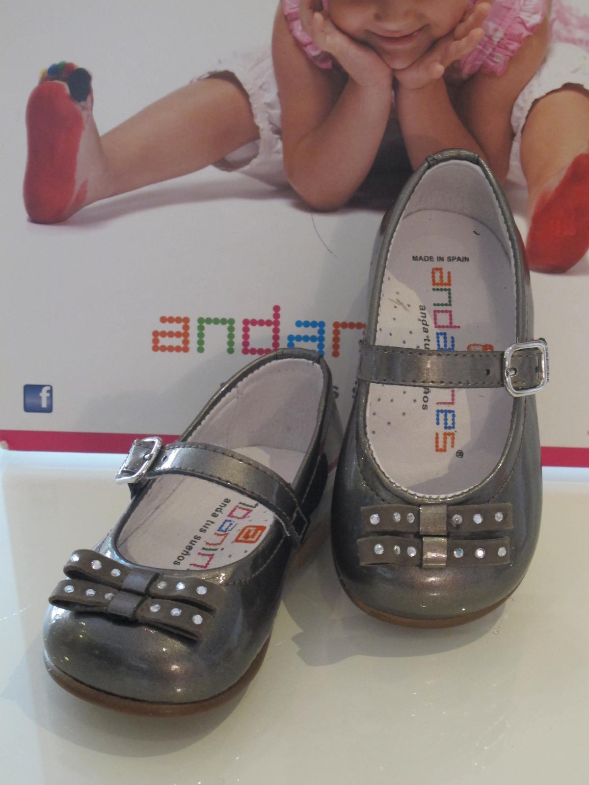 Zapatos niña Andanines
