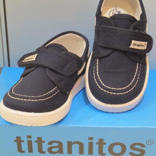 Lonetas azul Titanitos [0]