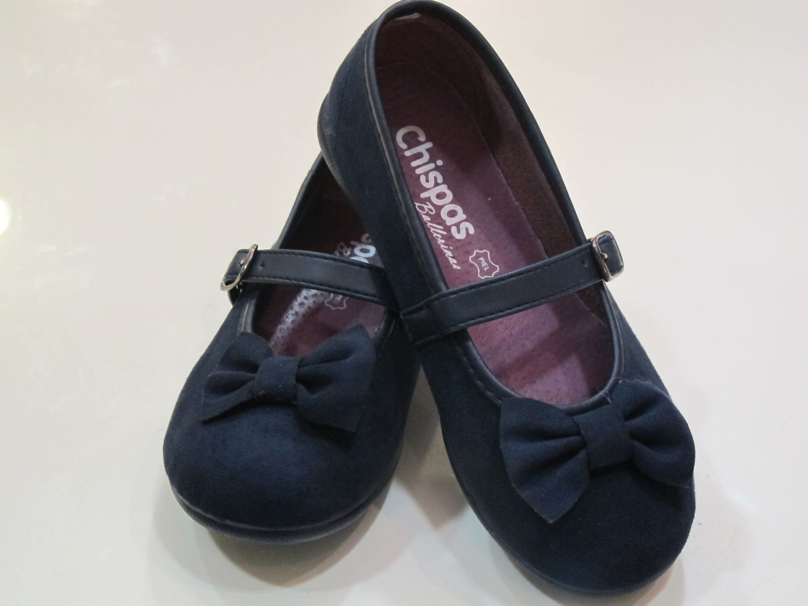 Zapato niña chispas