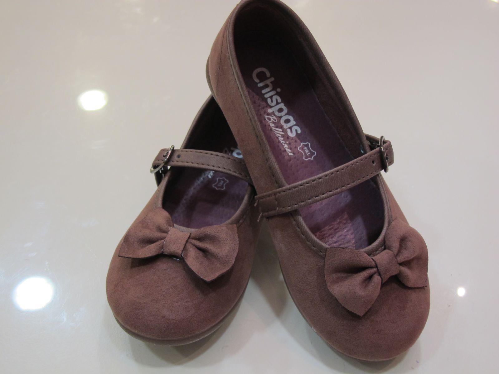 Zapatos niña chispas