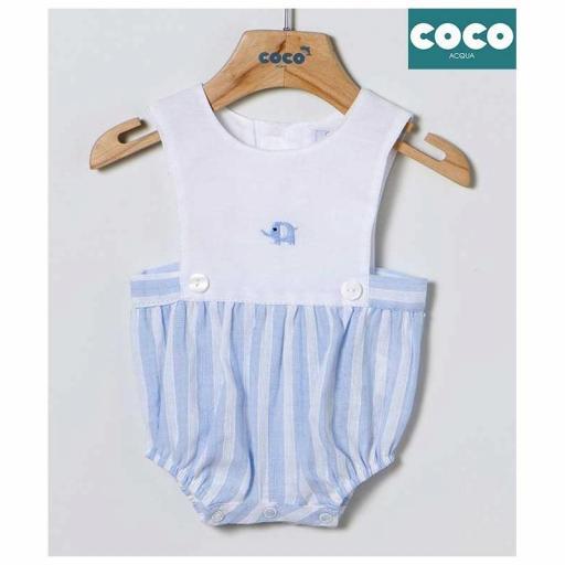 Peto bebé Coco Acqua
