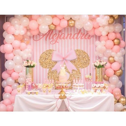 Fondo de mesa dulce Minnie [1]