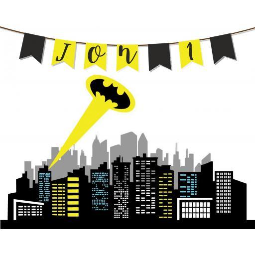 Fondo de mesa dulce Batman [1]