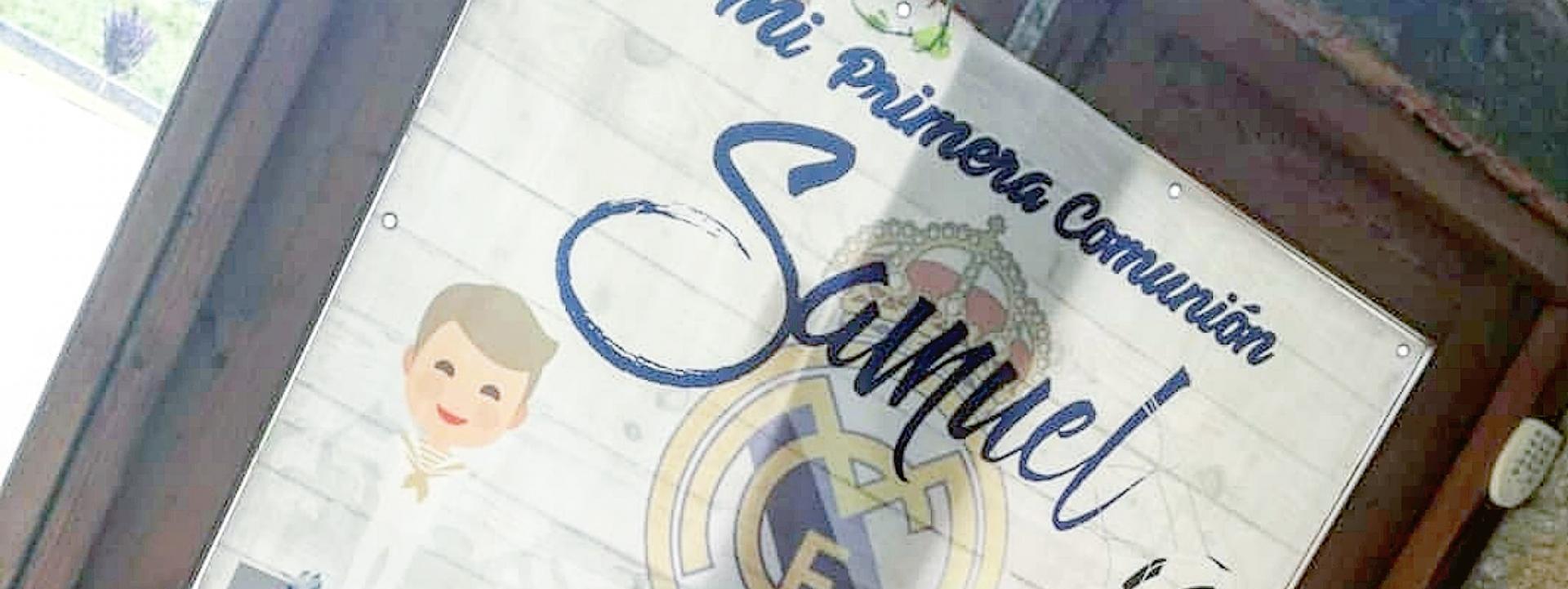 Comunión Real Madrid