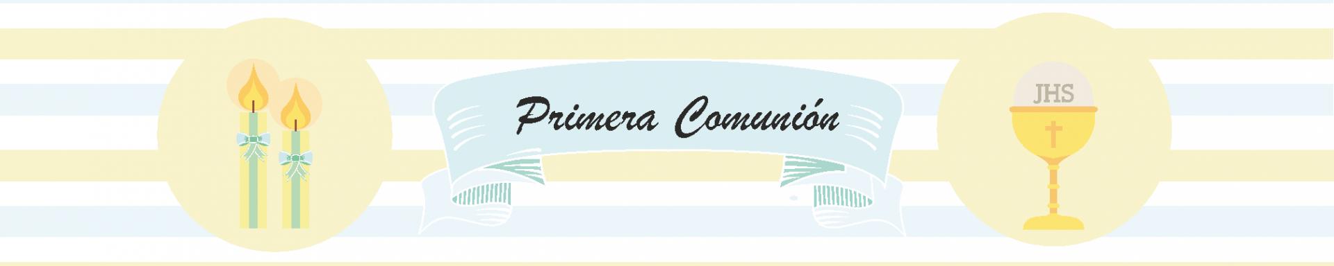 Photocall Primera Comunión