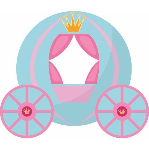 Carroza photocall de Princesa [3]