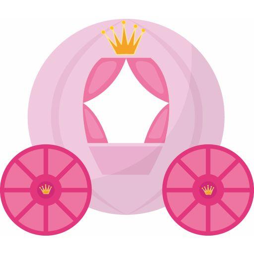 Carroza photocall de Princesa [2]