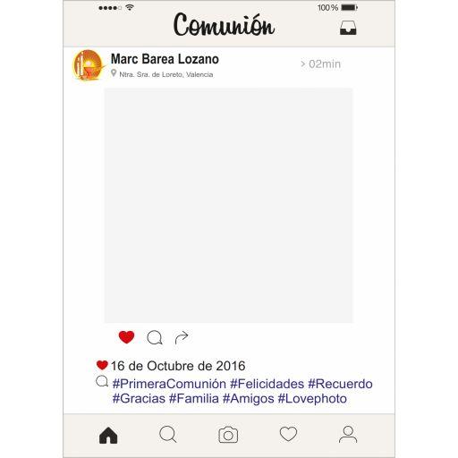 Marco instagram Comunión [2]