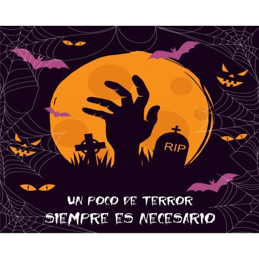 Fondo de mesa dulce Halloween [1]