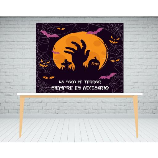 Fondo de mesa dulce Halloween [0]