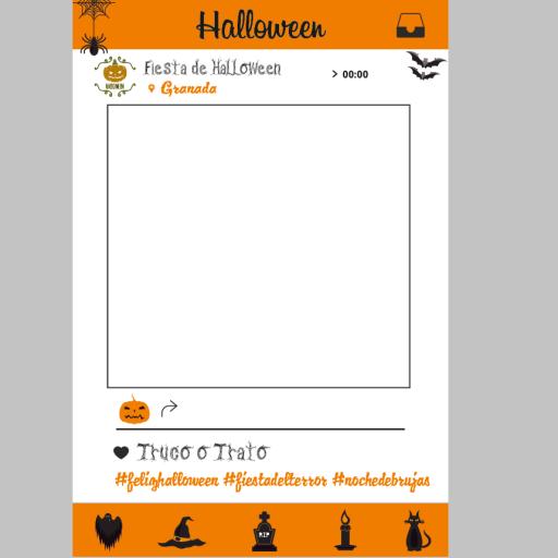Marco Instagram Halloween