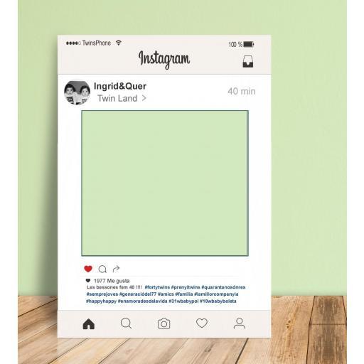 Marco Instagram Gris [1]