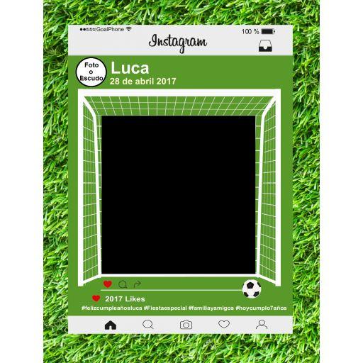 Marco photocall Fútbol [1]