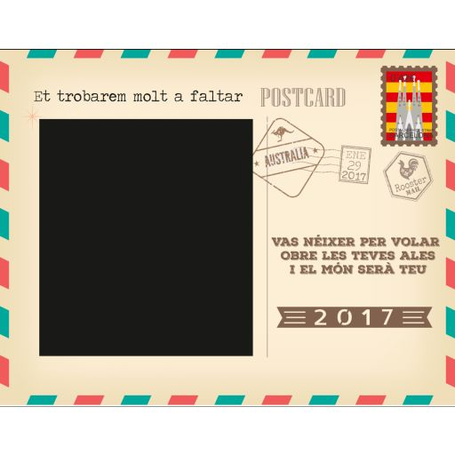 Marco photocall Postal  [1]