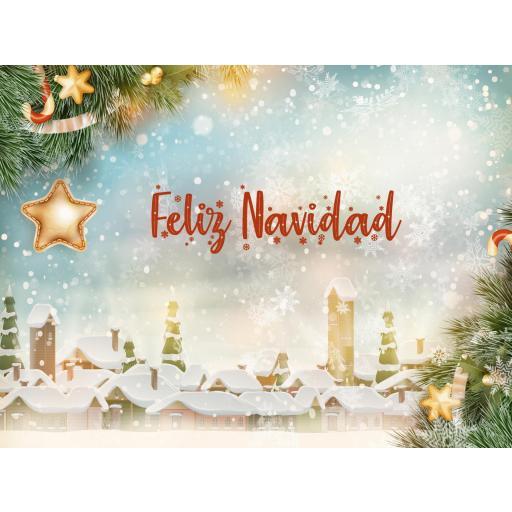 Fondo photocall Navidad [1]