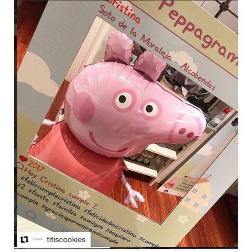 Marco Photocall Peppa pig [1]