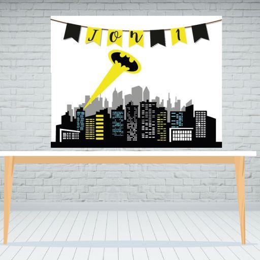 Fondo de mesa dulce Batman [0]