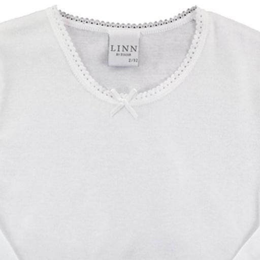 Camiseta niña manga interior manga larga DIACAR [1]