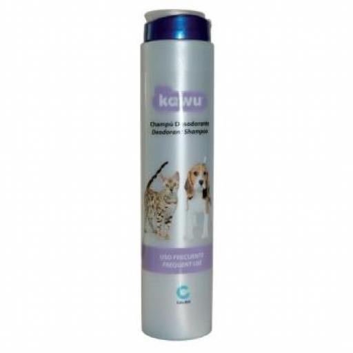 KAWU Champú Desodorante