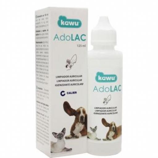 ADOLAC Limpieza e Higiene Oídos Perro y Gato