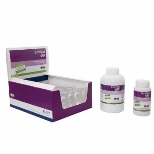 ENZIVET Comprimidos Enzimas Pancreáticas Perros