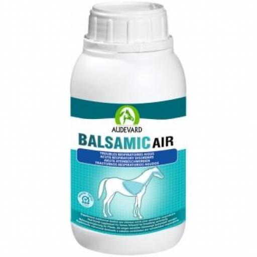 AUDEVARD Balsamic Air 500 ml. (Vías Respiratorias Caballo)