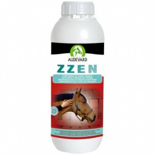 AUDEVARD ZZEN Solución 1 litro (Calmante Caballos Ansiosos)