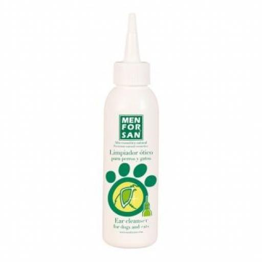 Menforsan Limpiador Oídos Perros & Gatos