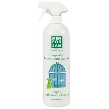 Menforsan Limpiador Higienizante Para Jaulas 1 litro