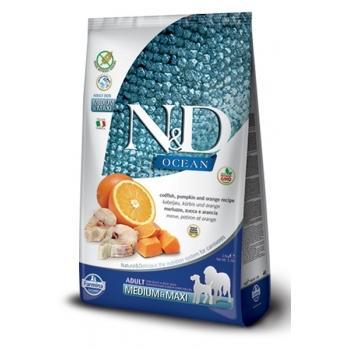 Farmina OCEAN Adult Grain Free N&D PUMPKIN