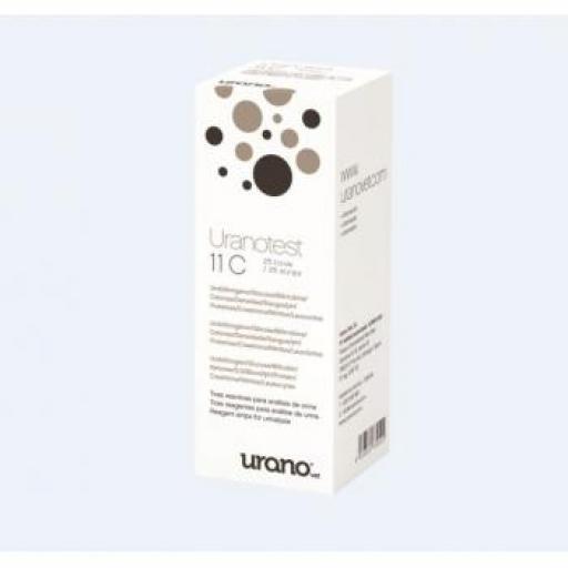 URANOTEST 11C Tiras Orina (25 unidades)