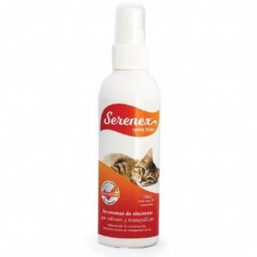 SERENEX Spray Felino 70 ml. KONIG