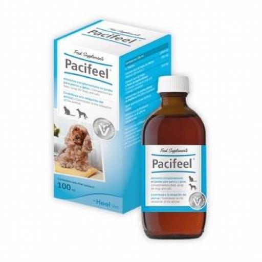 PACIFEEL Jarabe Relajación Perros & Gatos 100 ml.