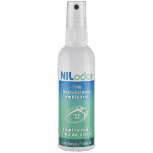 NILODOR Spray Eliminador Olores 100 ml.