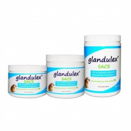GLANDULEX SACS Problemas Glandulas Anales Perro