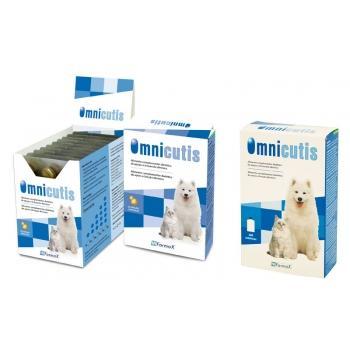 OMNICUTIS Cápsulas Dermoprotección Perros y Gatos