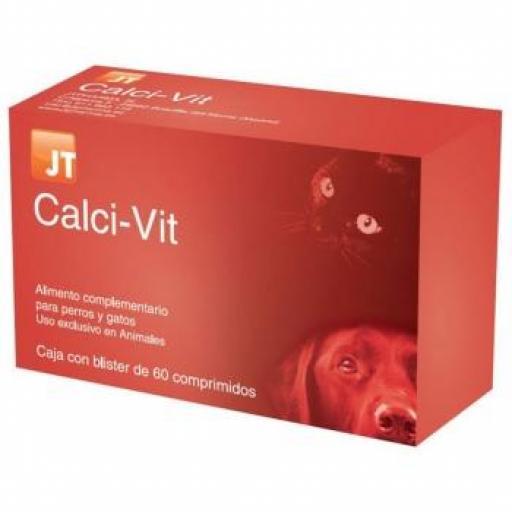 CALCI-VIT 60 Comprimidos Complemento Calcio