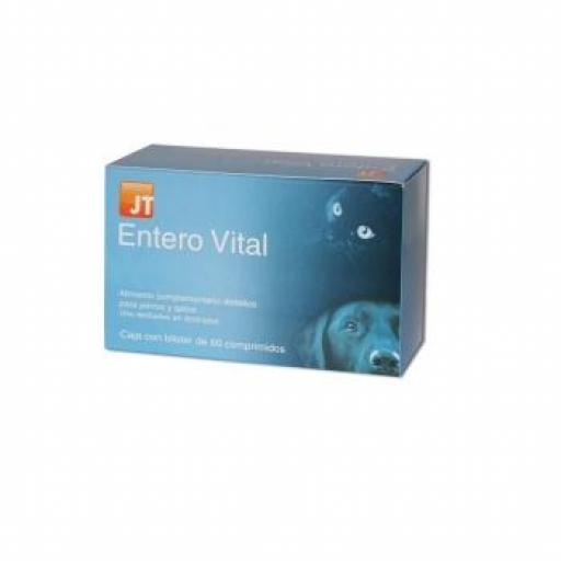 ENTERO VITAL Antidiarreico & Regulador Intestinal