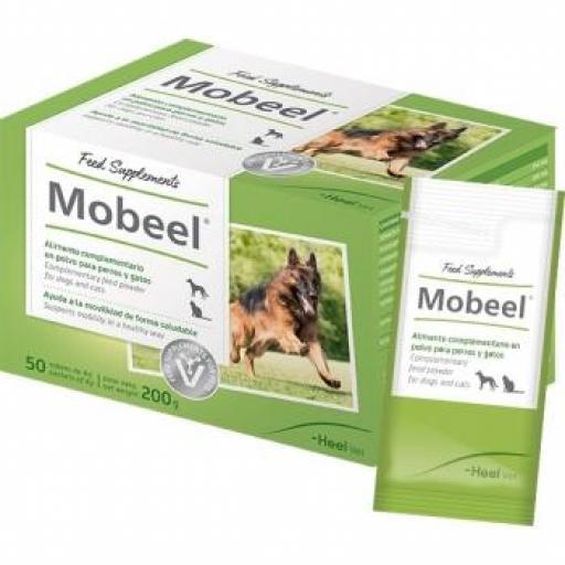 MOBEEL Condroprotector 50 Sobres Heel