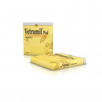 VETRAMIL Pad 5 unid. 10 x 10 Aposito Cicatrizante