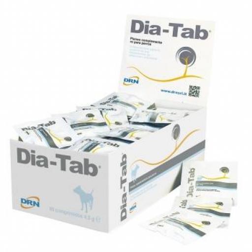 DIATAB 60 Compr. Control Desórdenes Intestinales