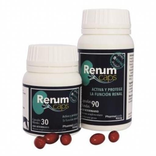 RENUM Cápsulas Función Renal